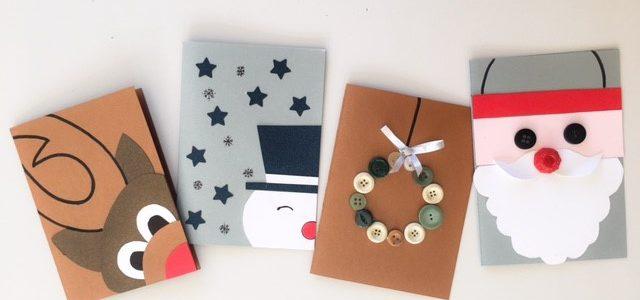 Eco Skola – Christmas cards